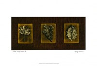 Block Leaf Panel II Fine Art Print