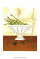 Tuscan Harvest IV Framed Print