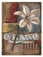 """Le Fleur de Classique (P) II by Megan Meagher - 12"""" x 16"""", FulcrumGallery.com brand"""