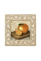 L' Orange (P) Framed Print