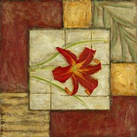 Flower Montage IV by Chariklia Zarris - various sizes - $11.49
