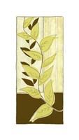 "Patchwork Garden V by Jennifer Goldberger - 8"" x 18"" - $12.99"