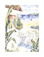 Tropical Holiday II Fine Art Print
