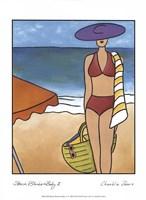 Beach Blanket Baby II Fine Art Print