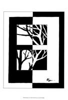 Minimalist Tree I Fine Art Print