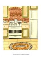 Country Kitchen II Fine Art Print