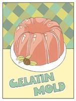 Gelatin Mold Fine Art Print