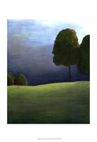 """Twilight I by Chariklia Zarris - 13"""" x 19"""""""