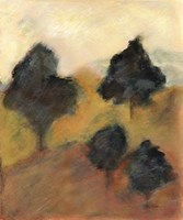 "Sonoma Hills I by Kris Taylor - 20"" x 24"", FulcrumGallery.com brand"