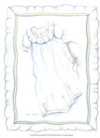 """Baby's Special Day (D) I by Megan Meagher - 9"""" x 12"""""""