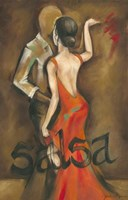 Salsa by Jennifer Goldberger - various sizes