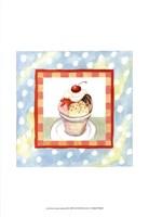 """Ice Cream Sundae by Megan Meagher - 13"""" x 19"""""""