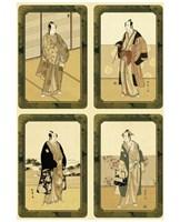"""Asian Aristocracy by Chariklia Zarris - 9"""" x 12"""""""