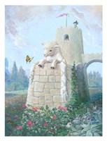 Rapunzel Lamb Fine Art Print