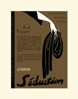 Le Seduction Fine Art Print