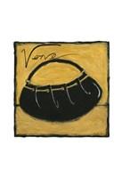 "Verve on Gold by Chariklia Zarris - 11"" x 11"""