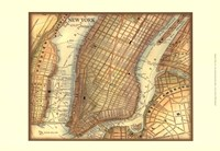 "19"" x 13"" New York Art"