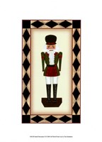 Small Nutcracker II Fine Art Print