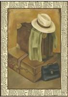 The Traveler I Fine Art Print