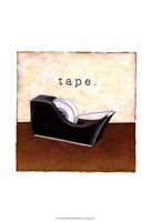 """Tape by Chariklia Zarris - 13"""" x 19"""""""
