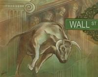 Bull Market Fine Art Print