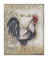 "La Faverolle by Chariklia Zarris - 11"" x 14"", FulcrumGallery.com brand"