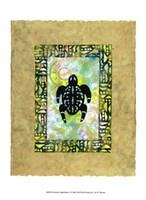 """Ancient Amphibians I by Nancy Slocum - 8"""" x 10"""""""