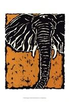 Serengeti II Framed Print