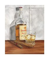 "Scotch on the Rocks II by Jennifer Goldberger - 16"" x 20"", FulcrumGallery.com brand"