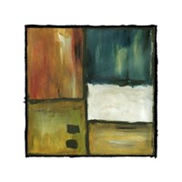 """Jazz Session III on FAP by Chariklia Zarris - 19"""" x 19"""", FulcrumGallery.com brand"""