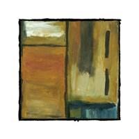 "Jazz Session IV on FAP by Chariklia Zarris - 19"" x 19"", FulcrumGallery.com brand"