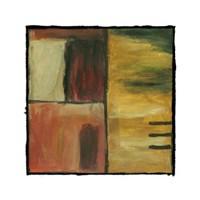 "Jazz Session V on FAP by Chariklia Zarris - 19"" x 19"", FulcrumGallery.com brand"