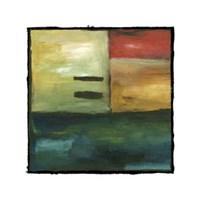 "Jazz Session VI on FAP by Chariklia Zarris - 19"" x 19"", FulcrumGallery.com brand"