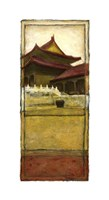 "Oriental Panel I by Vision Studio - 16"" x 36"", FulcrumGallery.com brand"