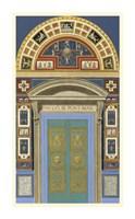 """Venetian Door I by Laura Denardo - 20"""" x 36"""""""
