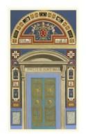 """Venetian Door II by Laura Denardo - 24"""" x 40"""""""