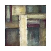 "Trace Echoes I by Chariklia Zarris - 24"" x 24"", FulcrumGallery.com brand"