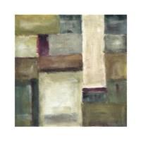 "Trace Echoes III by Chariklia Zarris - 24"" x 24"", FulcrumGallery.com brand"