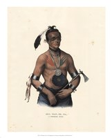 A Winnebago Chief Giclee
