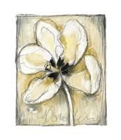 "Kinetic Blooms I by Jennifer Goldberger - 20"" x 25"", FulcrumGallery.com brand"