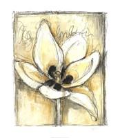 "Kinetic Blooms III by Jennifer Goldberger - 26"" x 30"", FulcrumGallery.com brand"