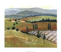 Daydreams in Tuscany II Giclee