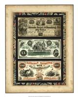 "Money, Money, Money III by Laura Denardo - 15"" x 19"", FulcrumGallery.com brand"
