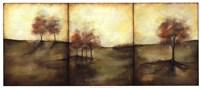 Autumnal Meadow I Framed Print