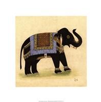 Elephant from India I Giclee