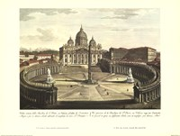 Basilica of St. Pierre Fine Art Print