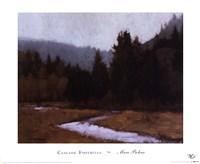 Cascade Foothills Fine Art Print