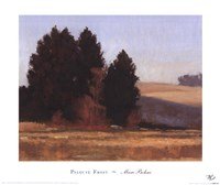 "Palouse Frost by Marcus Bohne - 12"" x 10"" - $10.49"
