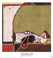 Icarus III Fine Art Print
