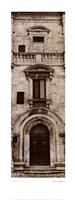 La Porta Via, Montepulciano Fine Art Print